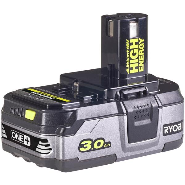 Ryobi 18V ONE+ Lithium+ High Energy 3 0Ah Battery