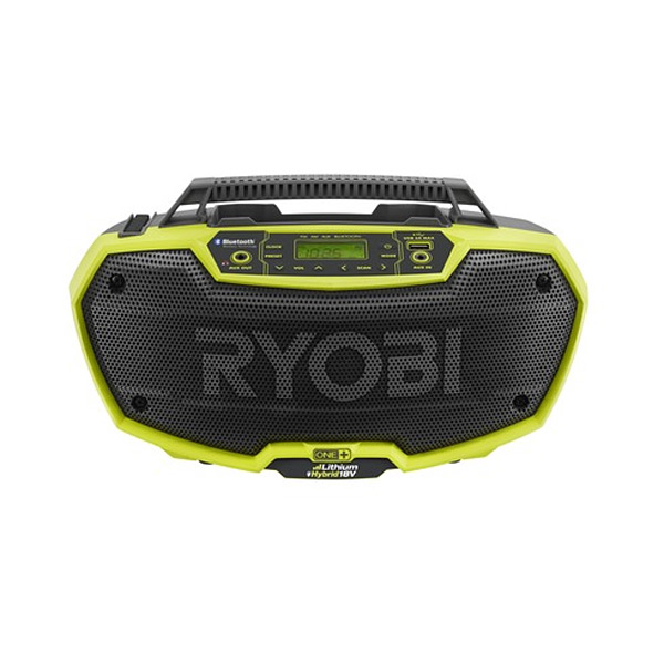 Ryobi R18rh 0 One 18v Bluetooth Radio
