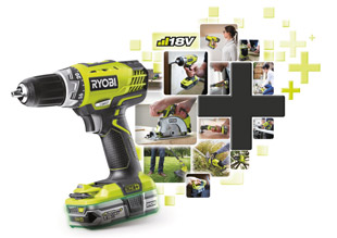 Ryobi One+ Explained - One Battery Fits all One+ Tools