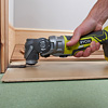 Ryobi R18MT-0 One+ 18V Articulating Head Multitool (Zero Tool)