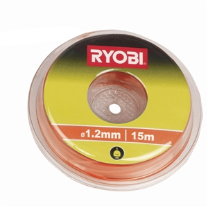 Ryobi RAC100 1.2 mm Cutting Line (Orange)