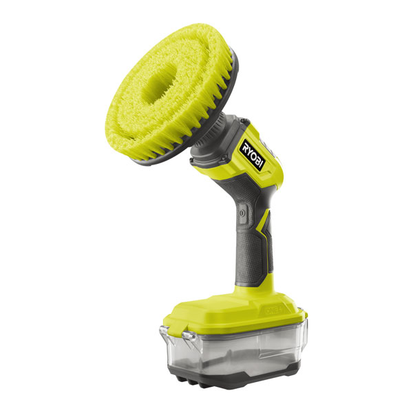 Ryobi18V ONE+ Cordless Compact Power Scrubber R18CPS-0