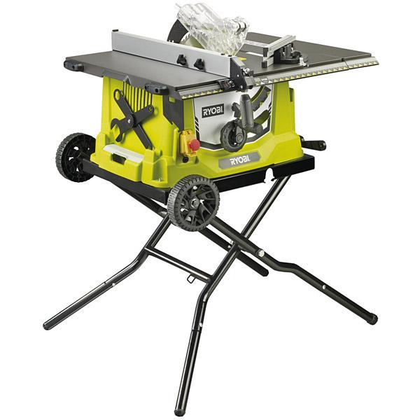 Ryobi RTS1800EF-G 254mm Extendable Table Saw