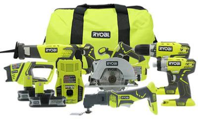 Ryobi Best Prices Powertools