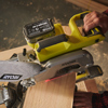 Ryobi R18MS216-0 18V ONE+ Cordless Sliding Mitre Saw Body Only