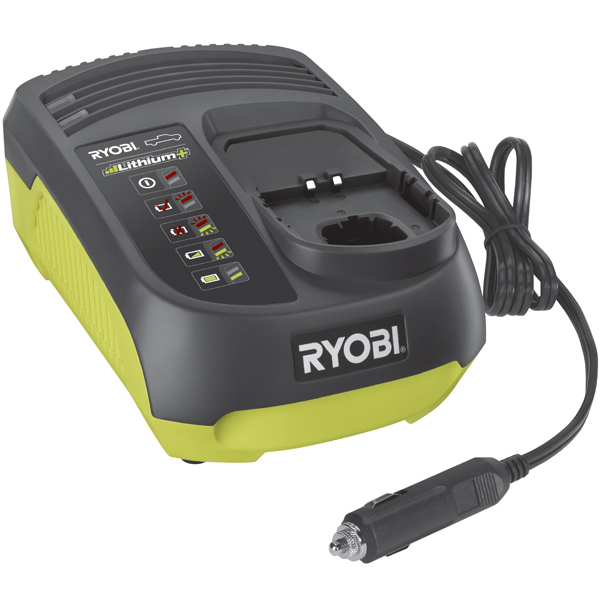 Ryobi Rc18118c 18v One In Car Battery Charger