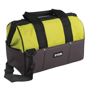Ryobi UTB04 Green Heavy Duty Contractors Tool Bag
