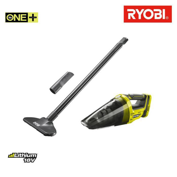 Ryobi R18HVF-0 18V ONE+ Cordless Hand Vac Floor Kit