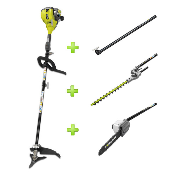 Ryobi Expand-It Petrol Brush Cutter Kit RBC30KIT2