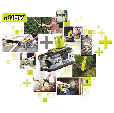 ryobi one plus range UK