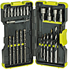 Ryobi RAK30MIX 30 Piece Mixed Drill and Screwdriver Bit Set