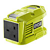 Ryobi Power Source Battery Inverter 18V ONE+ Body Only RY18BI150A-0