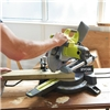 Ryobi EMS254L 254mm Compound Slide Mitre Saw