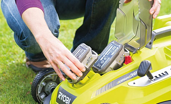 Ryobi One Plus Garden Tools UK