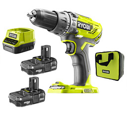 Ryobi One Plus Powertools Kit UK