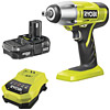 Ryobi BIW180M 18V Impact Wrench & 1.3Ah Battery Kit