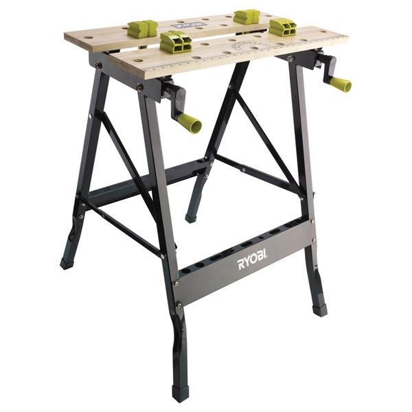 Admirable Ryobi Rwb02 Foldable Workbench Camellatalisay Diy Chair Ideas Camellatalisaycom
