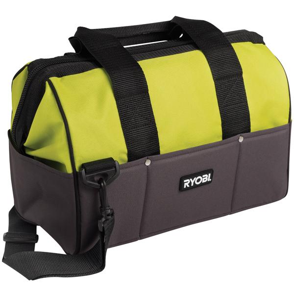 Ryobi Utb04 Green Heavy Duty Contractors Tool Bag