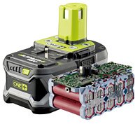 Ryobi Replacement One Plus 18v Batteries & Chargers