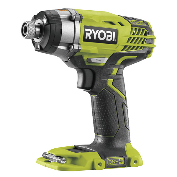 Ryobi R18ID3-0 One+ 18V 3-Speed Impact Driver (Zero Tool)