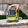 Ryobi R18SS4-0 18V ONE+ Cordless Quarter Sheet Sander Body Only