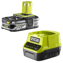 Ryobi One Battery UK