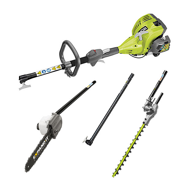 Ryobi RPH26E Hedge Trimmer Pruner Kit 1