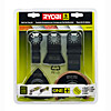 Ryobi Multi Tool Accessory Set for Tiling RAK05MT