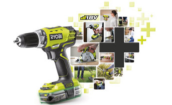 Ryobi One Plus Range of Powertools
