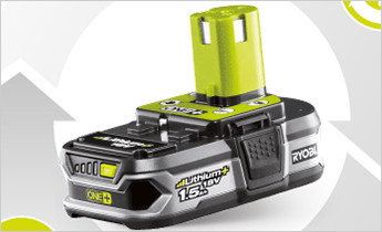 Ryobi One Plus Batteries and Chargers