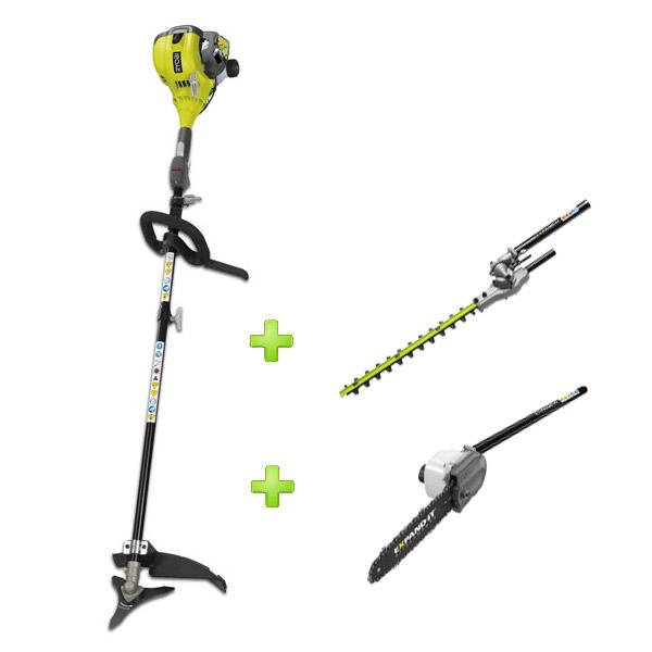 Ryobi expand it petrol brush cutter kit rbc30kit1 - Ryobi expand it ...